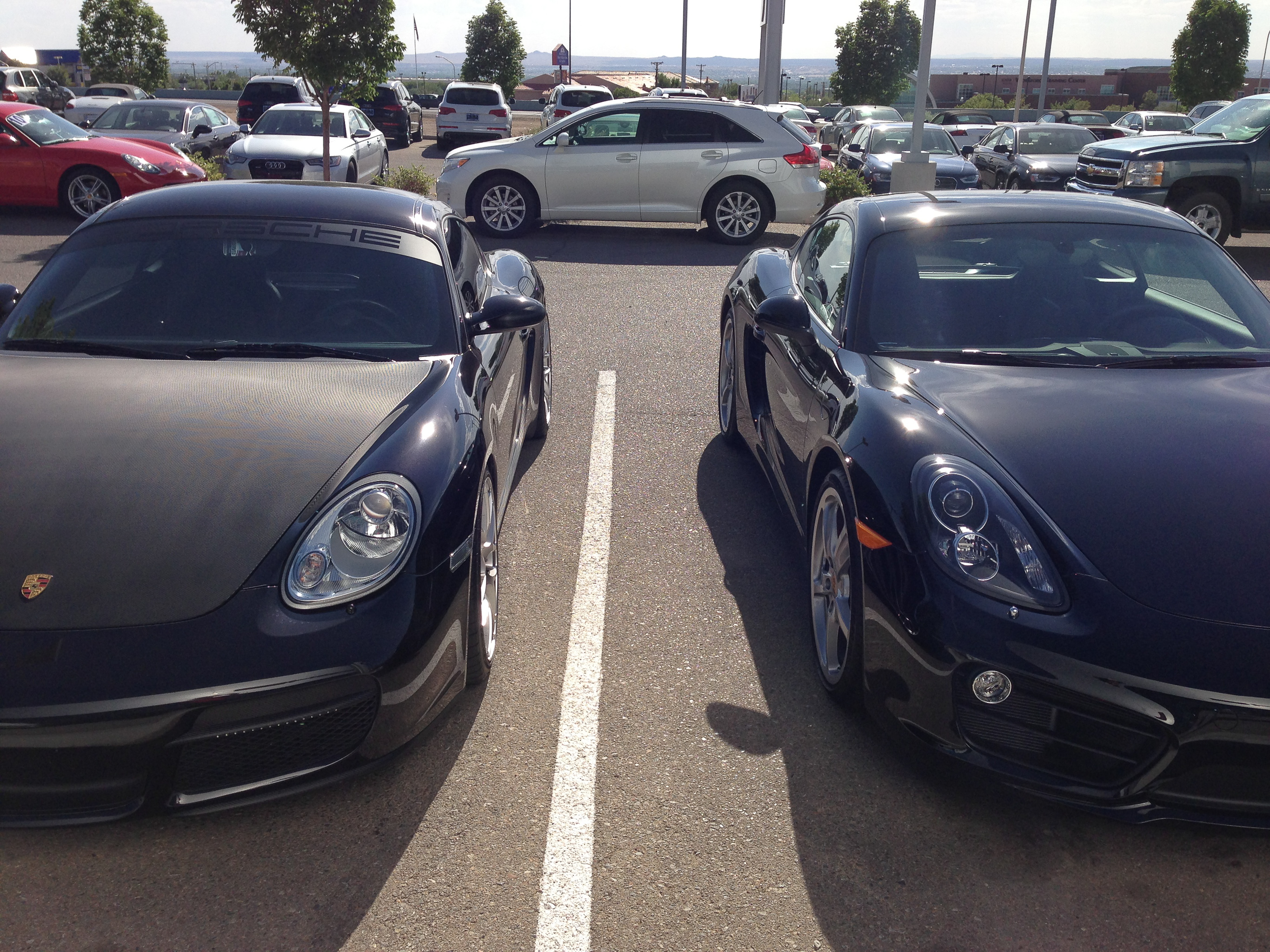 old and new cayman side by side philip ganderton