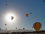 Albuquerque Balloon Fiesta, October every year