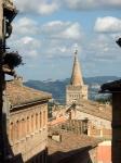 Urbino cityscape