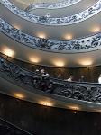 Double spiral stairway, the Vatican