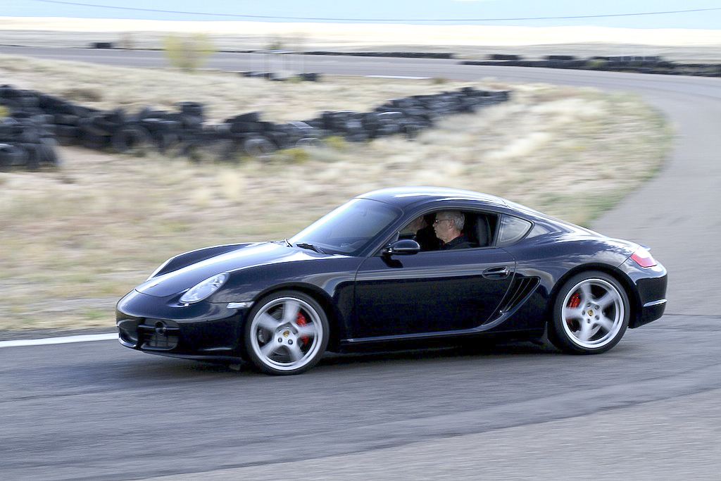 Porsche Cayman Detail Images Philip Ganderton