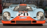 A 917 in the livery of the car in the film Le Mans