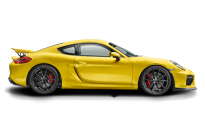CaymanGT4-yellow