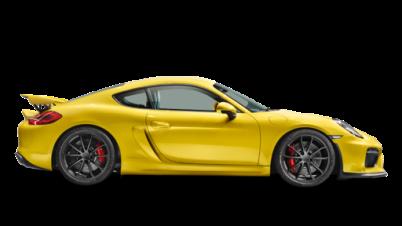 CaymanGT4-yellow